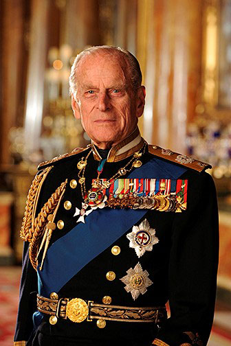 HRH The Duke of Edinburgh, 10th June 1921 - 9th April 2021