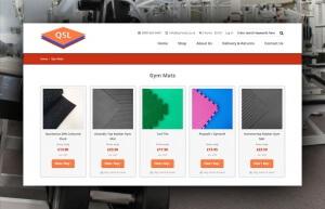 QSL Mats Web Design