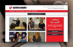 System People Web Design