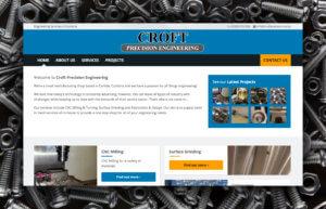Croft Precision Website