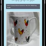 Website on iPhone