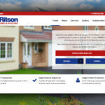 Window Fitter Website