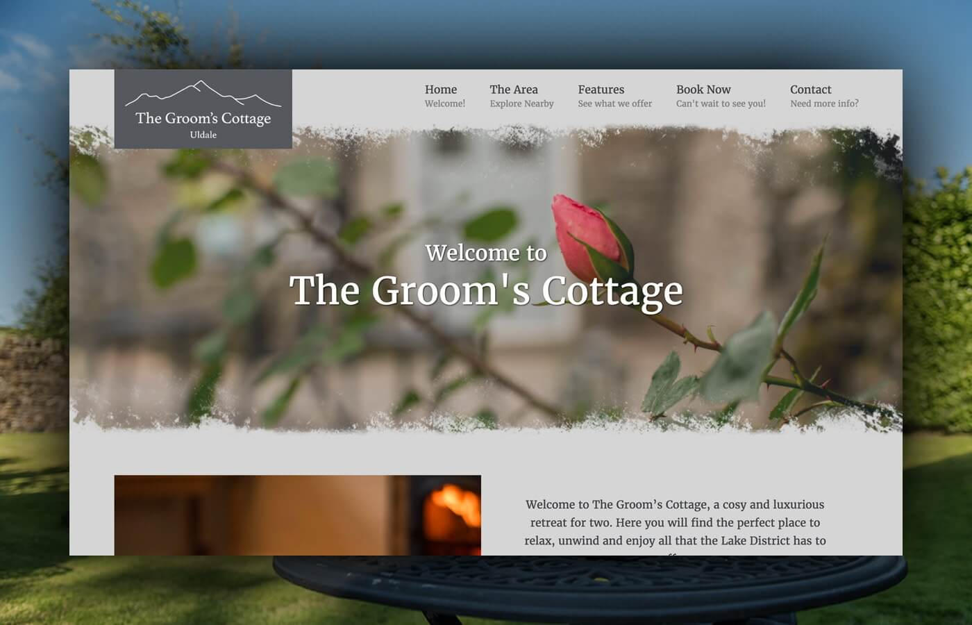 The Groom's Cottage